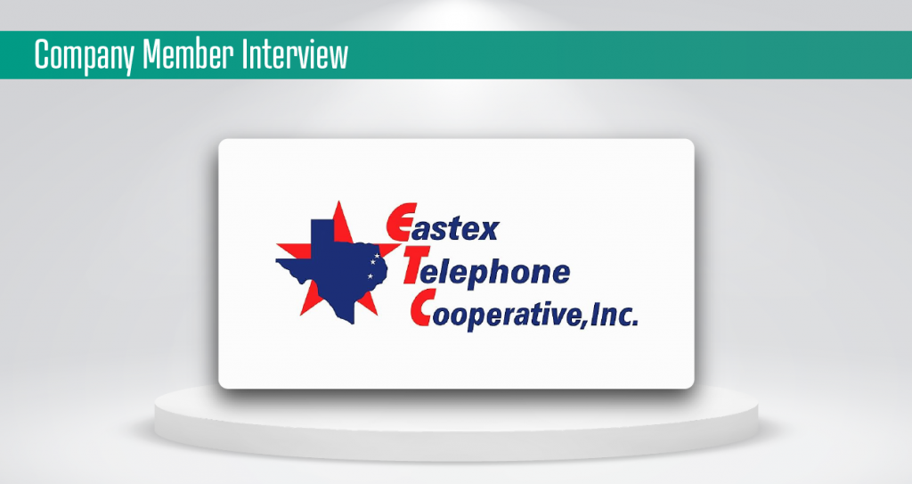 Company Member Interview, Eastex